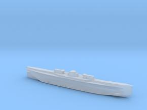 U151, Full Hull, 1/1800 in Smooth Fine Detail Plastic