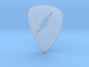The Flash Pick in Smooth Fine Detail Plastic