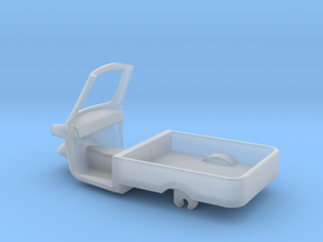 TUKTUK-1to100 in Smoothest Fine Detail Plastic