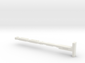 Trak-Edge in White Strong & Flexible