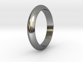 Ø21.87 Functional Design Ring Ø0.861 inch in Polished Silver