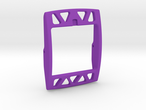 Swatch Replacement Buckle in Purple Processed Versatile Plastic