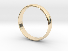 Simple Ring Size 6 in 14K Yellow Gold
