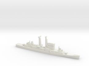 Albany-Class Cruiser w/ Polaris, 1/2400 in White Natural Versatile Plastic