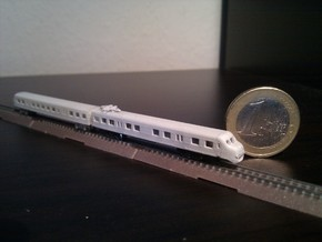 PlanV (1:450) in Smooth Fine Detail Plastic