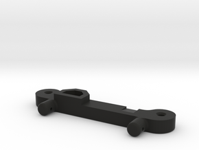 045005-01 AMPro Hornet Battery Tray Retainer in Black Natural Versatile Plastic