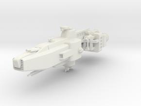 EA Command Cruiser Large in White Natural Versatile Plastic