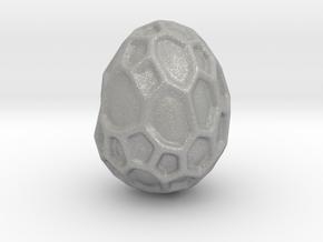 DRAW geo - alien egg in Aluminum: Small
