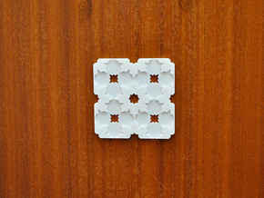 OSMOTILE N°6 in White Natural Versatile Plastic