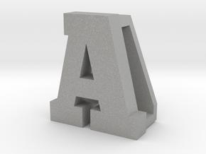 BandBit A1, Fitbit Flex (Fits parallel to strap.) in Aluminum