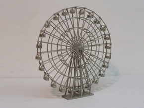 Ferris Wheel - 24seat - Zscale in Smooth Fine Detail Plastic