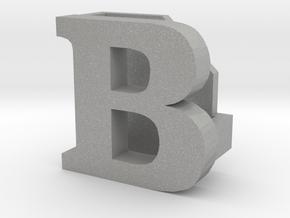 BandBit B1 for Fitbit Flex in Aluminum