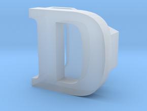 BandBit D1 for Fitbit Flex in Smooth Fine Detail Plastic