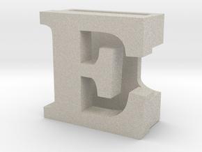 BandBit E for Fitbit Flex in Natural Sandstone