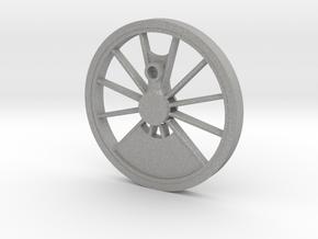 Reno, Inyo, Genoa Driver Wheel in Aluminum
