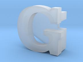 BandBit G for Fitbit Flex in Smooth Fine Detail Plastic