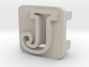 BandBit J for Fitbit Flex in Natural Sandstone