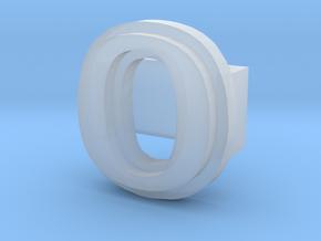 BandBit O for Fitbit Flex in Smooth Fine Detail Plastic