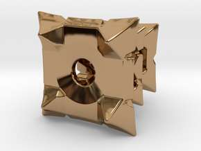 Thresh Tritium Lantern (All Materials) in Polished Brass
