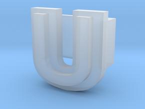 BandBit U1 for Fitbit Flex in Smooth Fine Detail Plastic