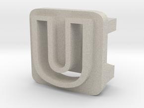BandBit U2 for Fitbit Flex in Natural Sandstone