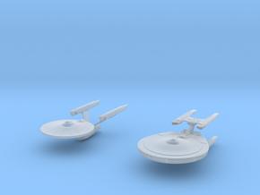 Stargazer Enterprise in Frosted Ultra Detail