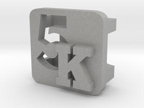 BandBit 5K for Fitbit Flex in Aluminum