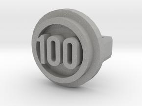 BandBit Barre 100 Class in Aluminum