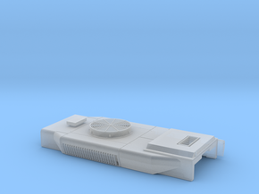 DB0032 GP39/40-2 DB Q, Ext Door, C Only 1/87.1 in Smoothest Fine Detail Plastic