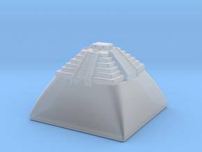 Chichén (Cherry MX DSA) in Smooth Fine Detail Plastic