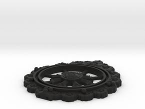 Wheeltop30 in Black Strong & Flexible