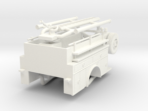 Philadelphia 1978 Seagrave body 1/64 in White Processed Versatile Plastic