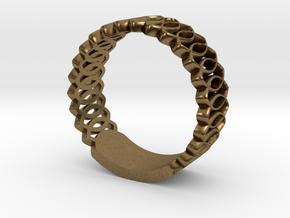 LLIII 8 US in Natural Bronze