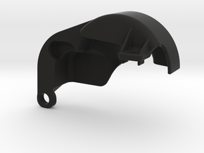 RB6 GEAR COVER  Yokomo Motor Plate in Black Strong & Flexible