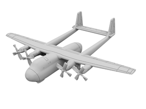 1:400 - Armstrong Whitworth Argosy [A][x2] in Smooth Fine Detail Plastic