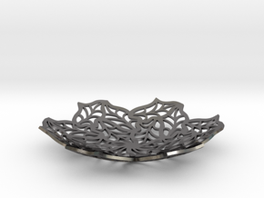 Bon Bon Dish - 5.4 inch in Polished Nickel Steel