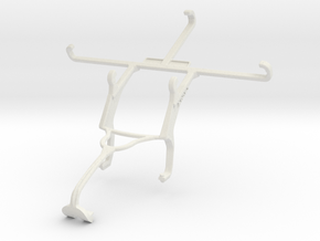 Controller mount for Xbox 360 & Oppo Neo 7 in White Natural Versatile Plastic