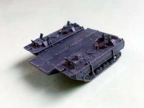 German Panzerfähre II (Tank-Ferry) 1/285 6mm in Smooth Fine Detail Plastic