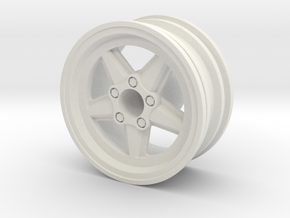 Ronal Crawler Rim in White Strong & Flexible