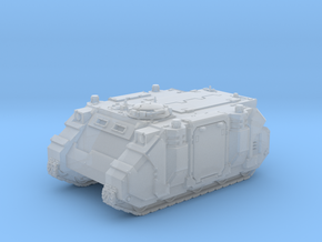 Epic Scale Rhino Tank in Smoothest Fine Detail Plastic