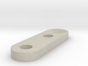Xray - Serpent - Capricorn - Yokomo Universal Fron in Natural Sandstone