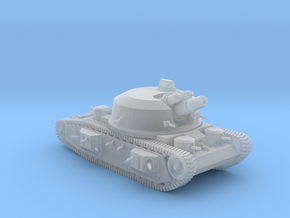 Land-Dreadnought (6mm) in Smooth Fine Detail Plastic