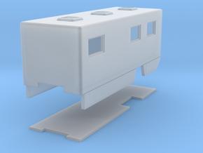 Aufbau Einsatzleitwagen 1:87 in Smooth Fine Detail Plastic