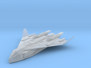 SSTO Valkyrie Shuttle in Smooth Fine Detail Plastic
