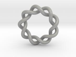 0506 Knot k9.1 in Aluminum