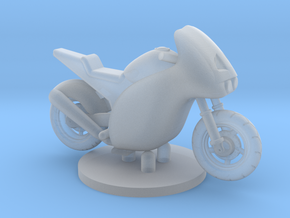 Superbike HO Scale (1:87) in Smooth Fine Detail Plastic