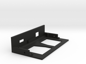 SCSI2SD V5 Bracket in Black Natural Versatile Plastic