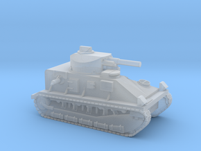 Vickers Medium Mk.II (6mm) in Smooth Fine Detail Plastic