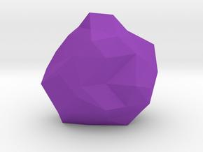 Geeo Lamp in Purple Processed Versatile Plastic