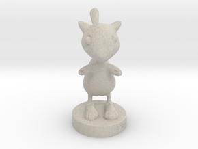 Toy  in Natural Sandstone